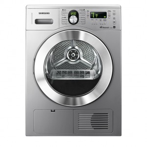 Samsung Cloth Dryer DV80H4000CS/NQ