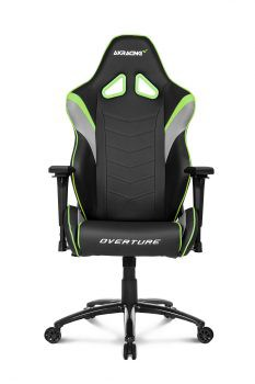 Akracing Overture Gaming Chair – Green (Ak-overture-gn)