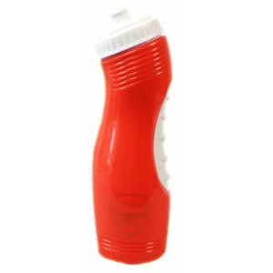 Arsenal 750 ml Water Bottle, Red and White