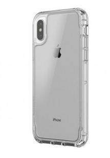 Griffin Survivor Slim fit for iPhone X (Clear) - TA43934