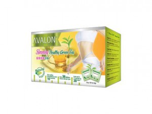 AVALON Slimming Healthy Green Tea