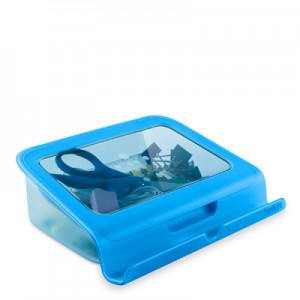 Belkin Education Tablet Stand with Storage Blue/Blue B2B027-02