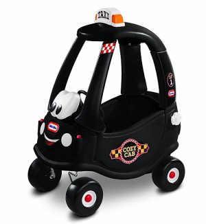 Little Tikes Cozy Cab Black - 172182