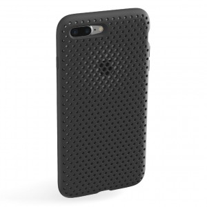 And Mesh Case For Iphone 7 Plus - AMMSC710-BLK