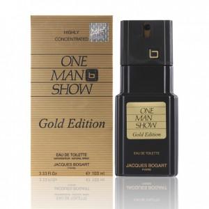 Jacques Bogart One Man Show Gold Edition Eau de Toilette - 100ml
