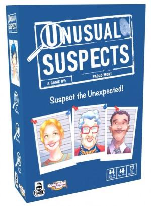 CMON Unusual Suspects Board Game