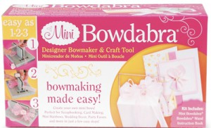 Bowdabra® Mini Bow Making & Design Tool