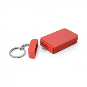 Yell BPR18L Energy Mate Series Keychain Style Lightning Power Bank for Smartphones, 1350mAh
