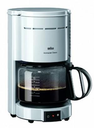 Braun KM Coffee Machine KF47(white)