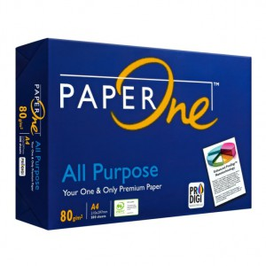 Paper ONE A4 Photocopy Paper (500 sheets per each pack)