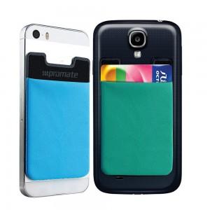 Promate Cardo Mobile Card Holder Rear Sticker