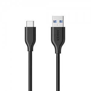 Anker Powerline USB-C to USB 3.0 3ft UN Red