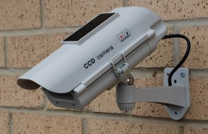 Enequan Solar Dummy Camera