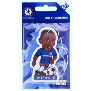 Chelsea FC Samuel Eto'o Car Air Freshener