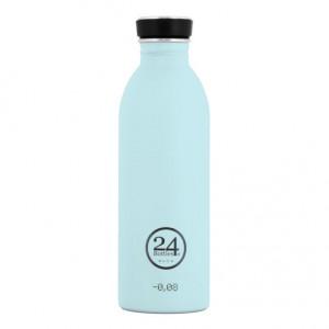 24 Bottles -Urban Bottle 0.5 l-Cloud Blue