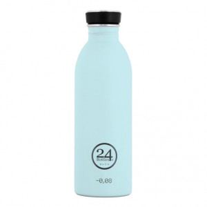 24 Bottles -Urban Bottle 0.5 l-Cloud Blue