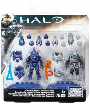 Mega Construx Halo Covenant Armor Customizer Pack