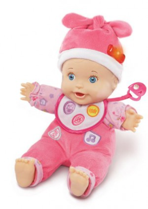 Vtech Little Love Baby Talk Doll - 153903