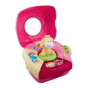 Vtech Jungle Fun Music Box Pink -101450