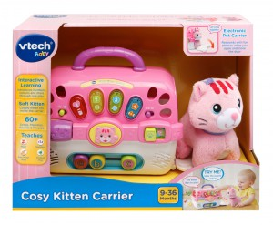 Vtech Cosy Kitten Carrier - 191503