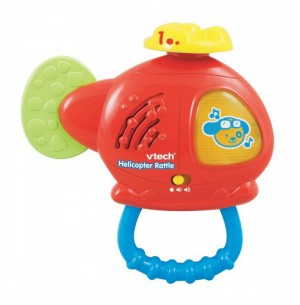 Vtech Helicopter Rattle - 117503