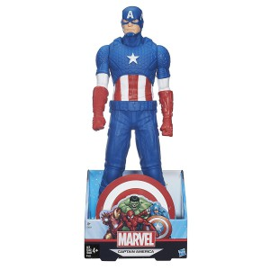 Marvel Titan Hero 20-inch Captain America - B1654