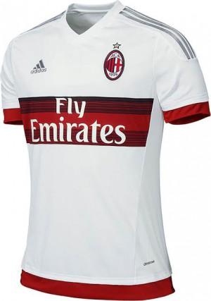 AC Milan Away Jersey 15-16