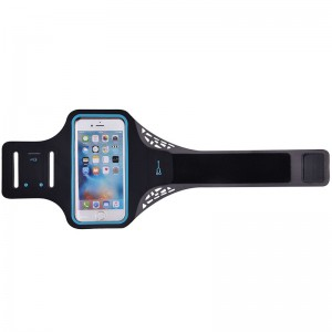 Devia Universal Easy Go Armband Black