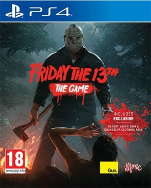 PS4 Friday The 13th The Game (Pal)