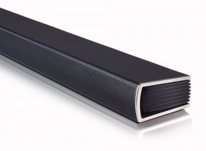 LG Sound Bar with Rear Speaker Kit, 4.1 Ch, 420W Wirless Subwoofer, HDMI - SJ4R