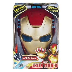 Hasbro Marvel Iron Man 3 ARC FX Mission Mask