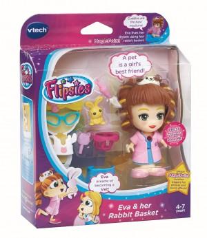 VTech Flipsies - Eva and Her Bunny - 172903