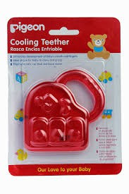 Pigeon Cooling Teether 4+ Months-Piano