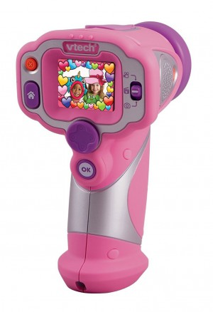 Vtech Kidizoom Video Camera Pink - 115453