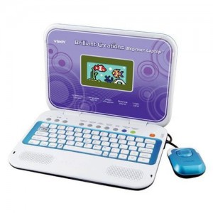 VTech Brilliant Creations Beginner Laptop -120600