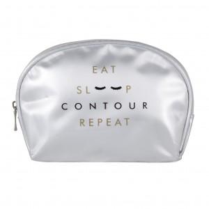 Contour Cosmetics - Cosmetic Bag:Eat,Sleep,Contour,Repeat