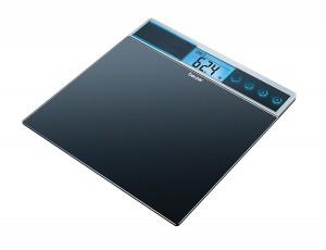 beurer - Talking glass bathroom scale - GS 39