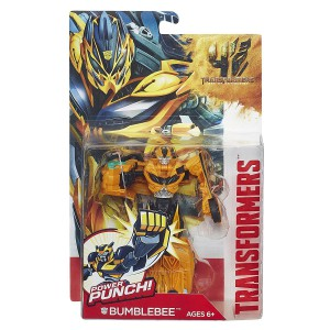 Transformers Age of Extinction Bumblebee Power Attacker - A9857
