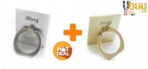 IRing Ring Grip - Silver + IRing Ring Grip - Gold