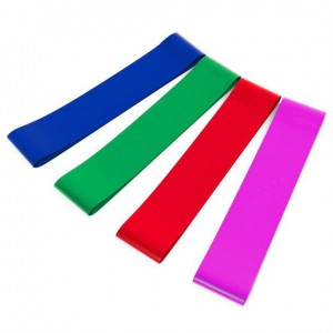 Pro Sports - Mini Resistance Bands - Set of 4