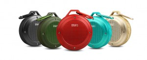 MIFA F10 IP56 dust proof and IPX6 waterproof Outdoor Bluetooth 4.0 Speaker