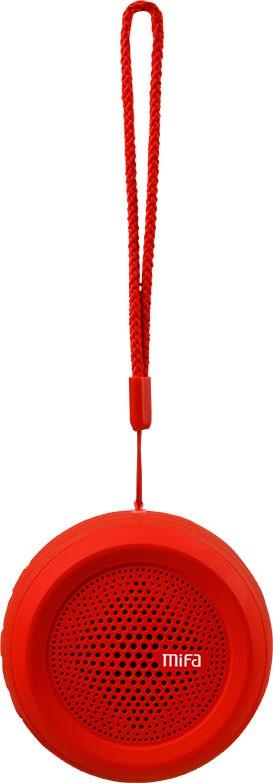 MIFA F20 Sport Bluetooth 4.0 Wireless Speaker Red