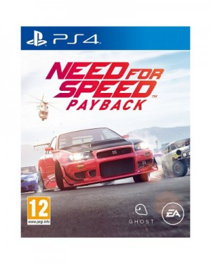 PS4 Need For Speed Payback(Pal)