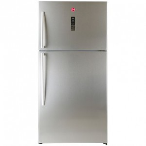 Hoover No Frost Refrigerator 730l Gross  - Silver- HTR730L-S - Freezer and Refrigerator