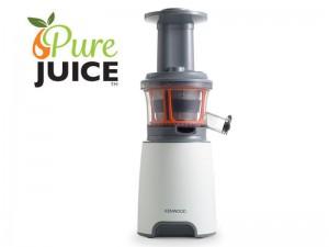 Kenwood - PureJuice Slow Press Juicer JMP600WH