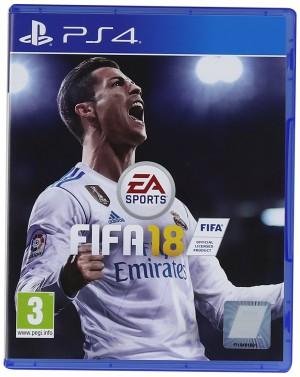PS4 FIFA 2018 (US)
