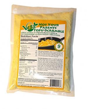 The Vegg Tofu Scrambled Eggs, Not Your Parents Tofu Scramble, 5 oz Bag