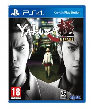 PS4 Yakuza Kiwami (Pal)