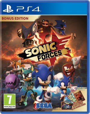 PS4 Sonic Force (Pal)