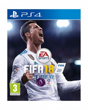 FIFA 18  Game for Xbox One - R2 (Arabic)